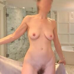 Medium tits of my wife - AAA Sandy