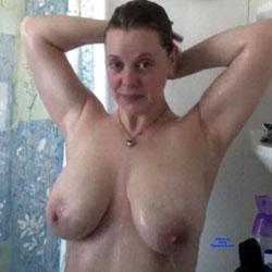 My Big Tits - Big Tits, Brunette, Amateur