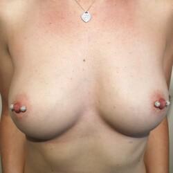 Medium tits of my wife - Fiona Fetish