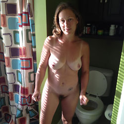 Morning - Nude Girls, Big Tits, Brunette, Bush Or Hairy, Amateur