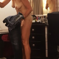 Medium tits of my wife - MILF Deedee
