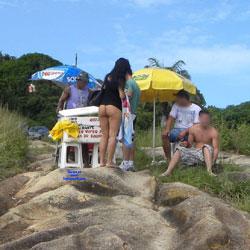 Selma Brasil And Friends - Brunette, Amateur