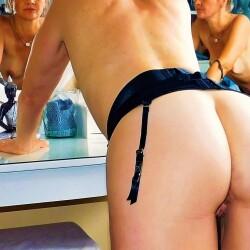 My wife's ass - bellafiga
