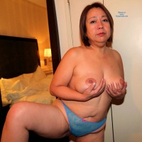 Mature Asian Wife - Big Tits, Brunette, Mature, Wife/Wives, Asian