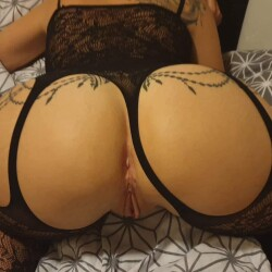 My wife's ass - Romiblack