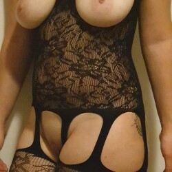 Large tits of my wife - Romiblack