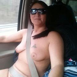 Nashville Roadtrip - Big Tits, Brunette, Public Exhibitionist, Amateur, Tattoos