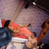 Venus Erotic Fair Part 3 - Girl On Guy, Lingerie