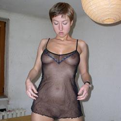 At Home - Big Tits, Lingerie, Shaved, Amateur