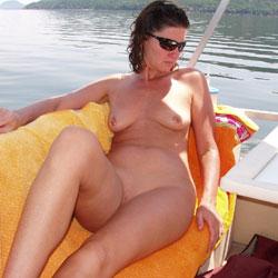 For A Friend - Nude Friends, Brunette, Outdoors, Amateur