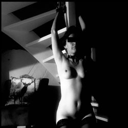 Shadow And Bondage Play - Nude Girls, Amateur, Bdsm Pics