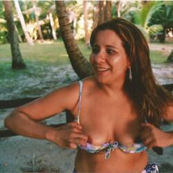 Medium tits of my ex-wife - cheater
