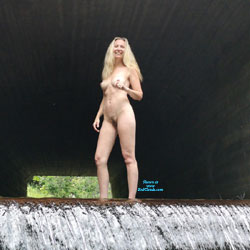 Woods And Waterfalls Pt4 - Nude Girls, Blonde, Outdoors, Nature, Bush Or Hairy, Amateur, Body Piercings