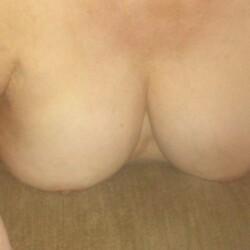 Large tits of my wife - DeeDee