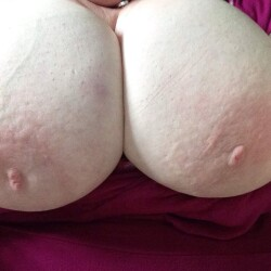 My extremely large tits - MinxyGirl