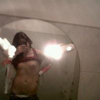 My very small tits - Sara