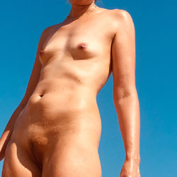 perky flat chest amateur nude