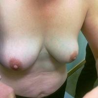 My medium tits - Abigail