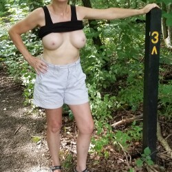 Large tits of my wife - Heather