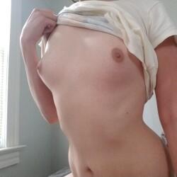 My very small tits - Jadee