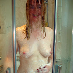 In The Shower Pt 2 - Nude Wives, Big Tits, Amateur, Wet Tits