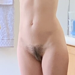 Very small tits of my wife - Anne.