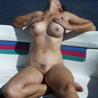 Medium tits of my wife - Cubmistress