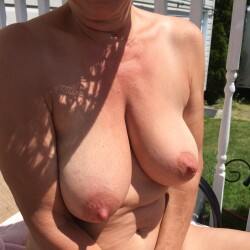 Large tits of my girlfriend - New Old Stock