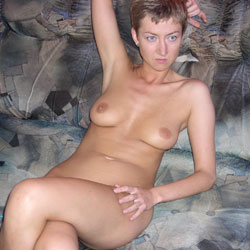 Naked At Home - Big Tits, Naked Girl, Amateur