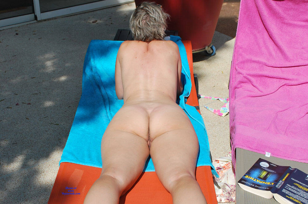 Pic #9 Magali Outdoor - Nude Amateurs, Outdoors