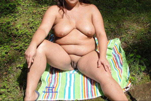 Pic #5 Nude Outside - Nude Girls, Big Tits, Blonde, Outdoors, Shaved, Amateur