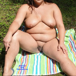 Nude Outside - Nude Girls, Big Tits, Blonde, Outdoors, Shaved, Amateur