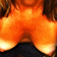 Very small tits of my wife - Cindy Tyhardone