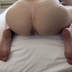 My wife's ass - Annie