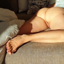 My wife's ass - Gabriele