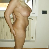 My very large tits - Christa