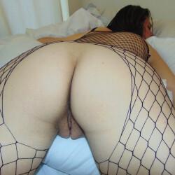 A neighbor's ass - Hailey