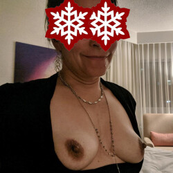 Small tits of my wife - Mrs. Snow