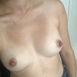 Small tits of my wife - Chelsey