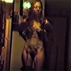 Striptease For The Boys - Part 3 - Brunette, Lingerie, Amateur