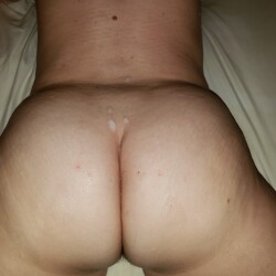 My wife's ass - Nubecita