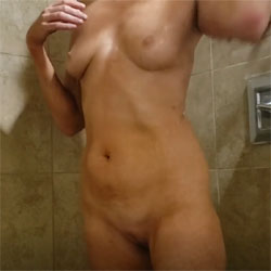 Shower Time - Nude Girls, Shaved, Amateur, Medium Tits