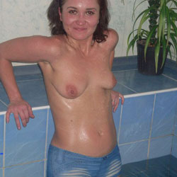My Girlfriend - Nude Girlfriends, Brunette, Outdoors, Amateur