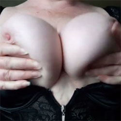 Getting Ready To Go Swinging - Big Tits, Amateur