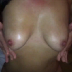 Oiled Up - Big Tits, Amateur