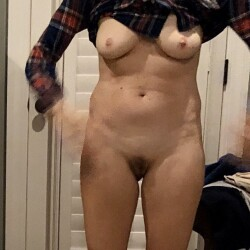 Small tits of my wife - Cuddly MILF Deedee