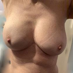 Shower - Big Tits, Amateur