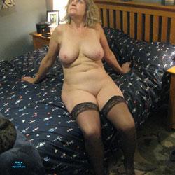 Just Me - Nude Amateurs, Big Tits, Blonde, Mature