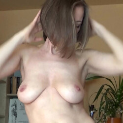 My medium tits - Kristine