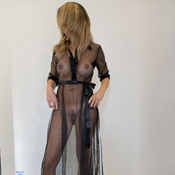 Italian Wife - Big Tits, Heels, See Through, Nude Wife, Sexy Lingerie, Amateur